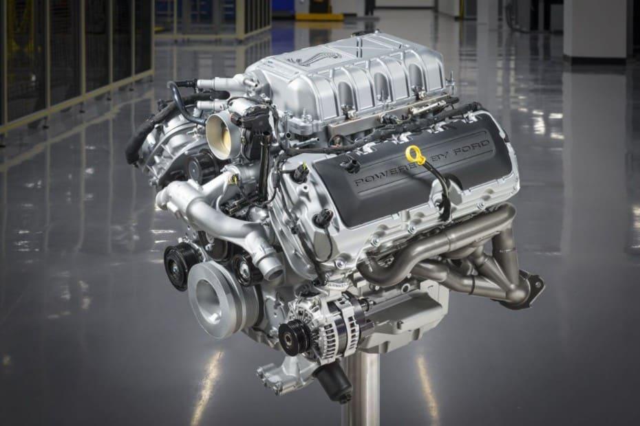 Shelby Mustang GT500: El Ford de producción más potente de la historia tiene 760 CV