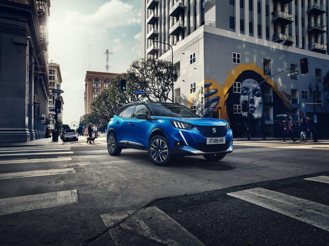 ¡Oficial!: Nuevo Peugeot 2008, fabricado en España para todo el mundo y con una pinta muy interesante
