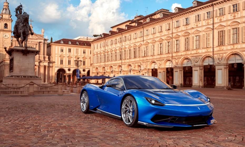 El Pininfarina Battista regresa con actualizaciones aerodinámicas