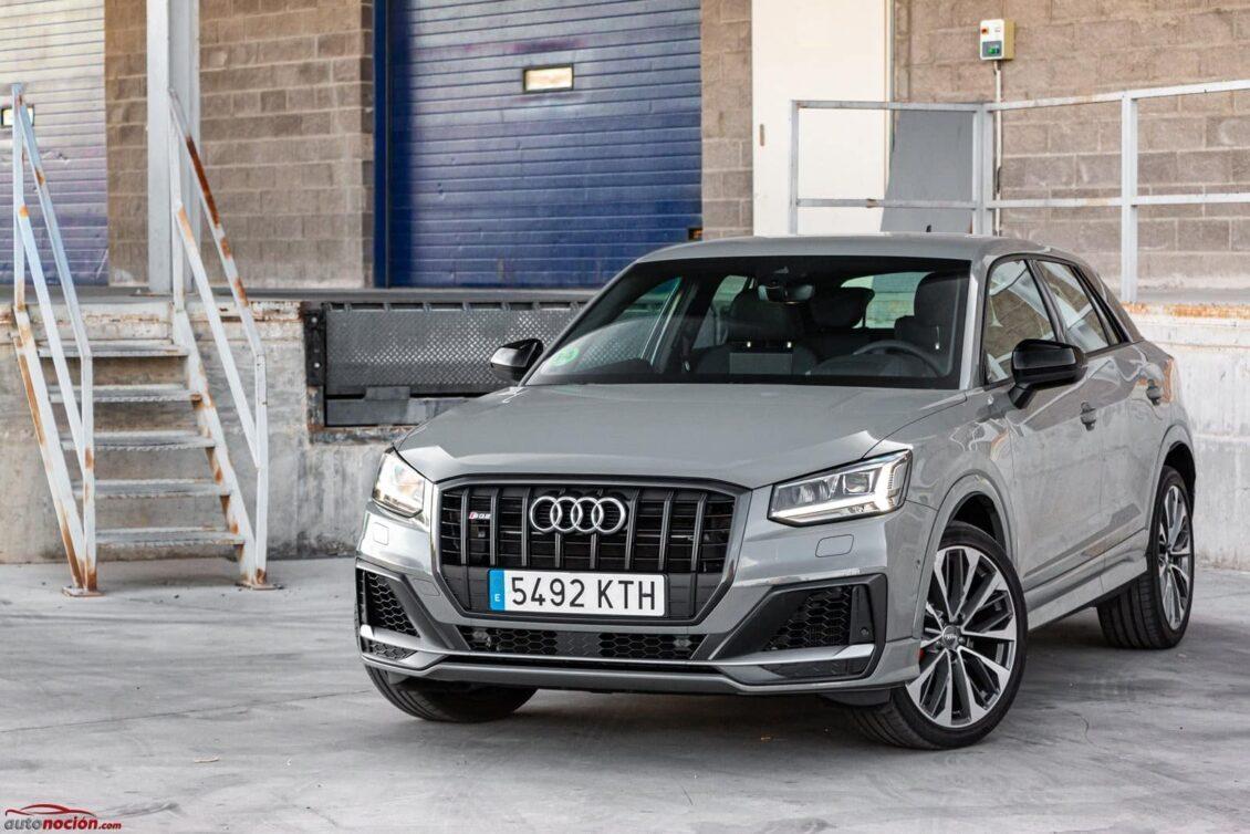 Prueba Audi SQ2 TFSI 300 CV quattro S tronic 2019: Un juguete demasiado perfecto