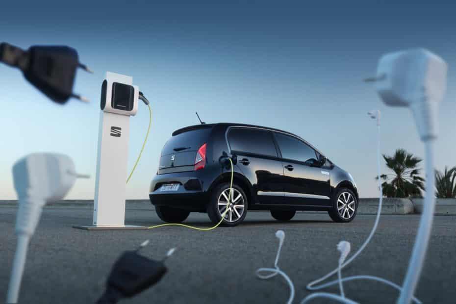 Así es la gama SEAT Mii Electric para España