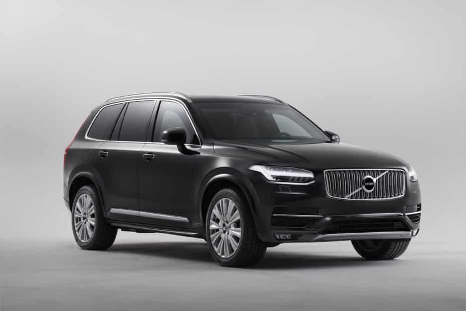 Este es el Volvo más seguro del planeta: Es una auténtica caja fuerte con ruedas
