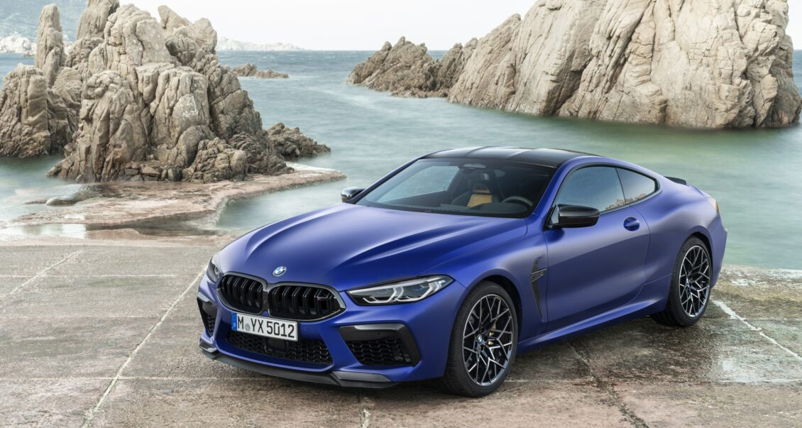 Ya puedes comprar el nuevo BMW M8 Competition: Eso sí, prepara el bolsillo