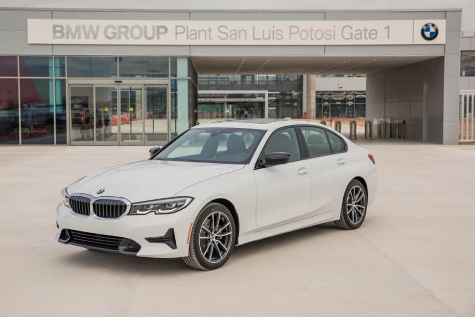 Arranca la producción de BMW en México