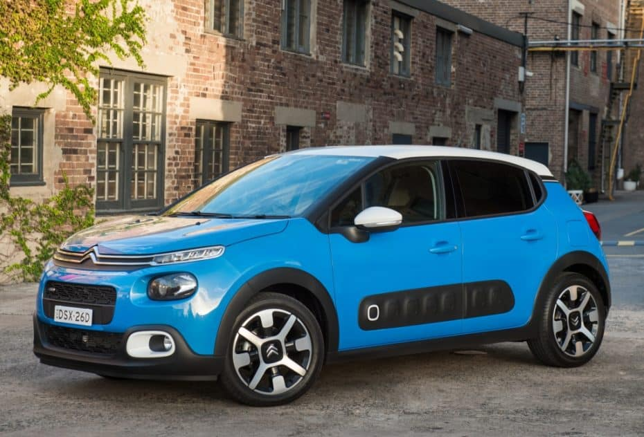 Citroën vende 600 mil unidades del C3 en dos años y medio