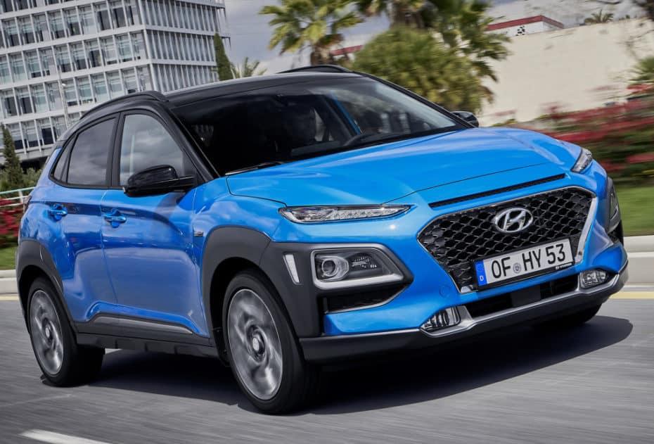 Oficial: Nuevo Hyundai Kona Hybrid