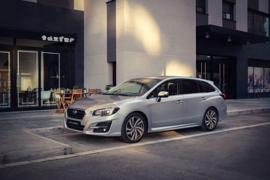 El renovado Subaru Levorg llega a España