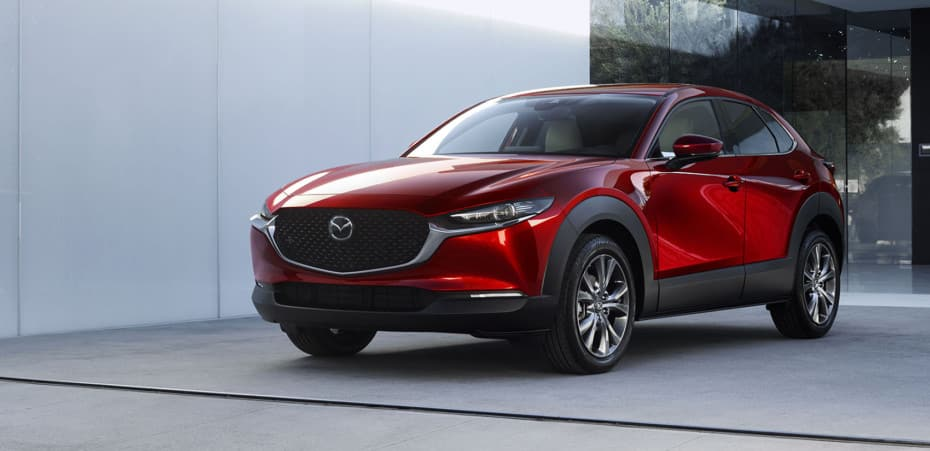 Arranca la comercialización del Mazda CX-30: Aquí los precios