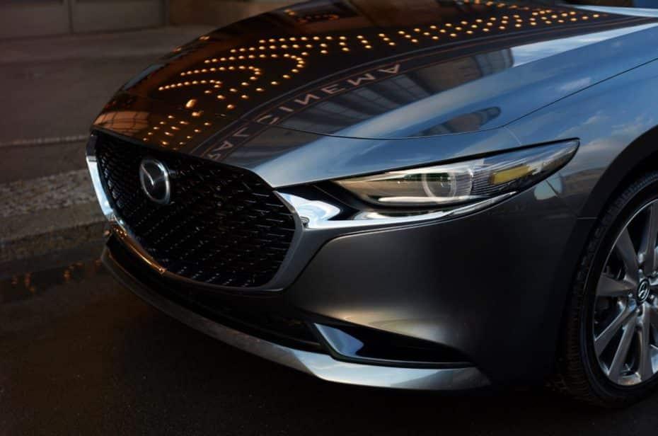 Todos los detalles y consumos homologados del Mazda3 Skyactiv-X