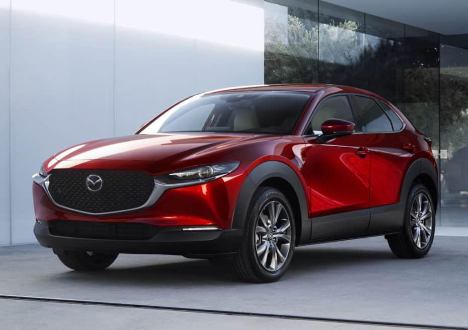 El Mazda CX-30 también recibirá turbo, pero no para nosotros…