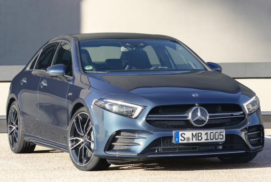 Ya a la venta el Mercedes-AMG A35 Sedán