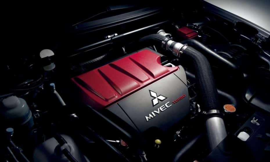¿Mitsubishi Lancer Evolution XI en desarrollo?: ¿Un Frankenstein con motor de Megane RS y microhibridado?