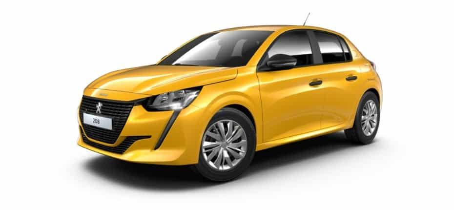 Todos los precios del nuevo Peugeot 208