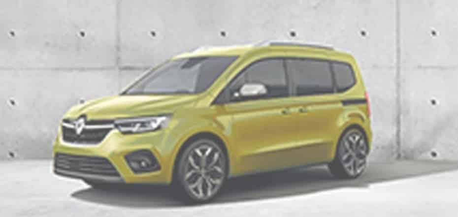 ¿¡Filtrado!?: ¿Es esta la nueva Renault Kangoo?