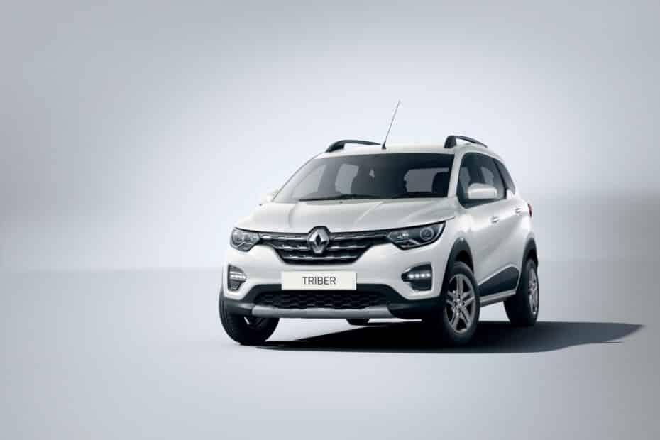 Así es el nuevo Renault Triber: Por ahora solo para India