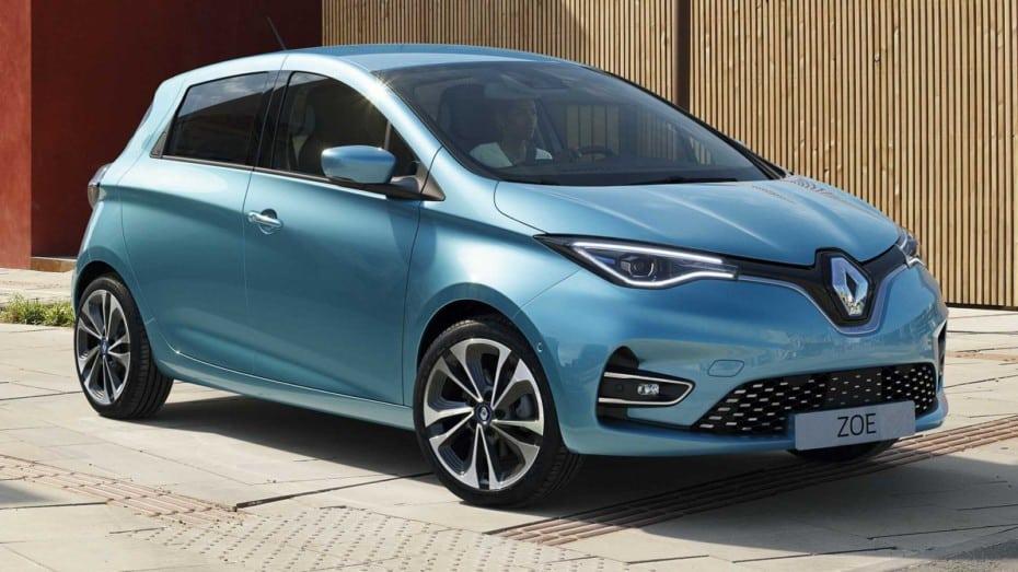 Oficial: Nuevo Renault ZOE