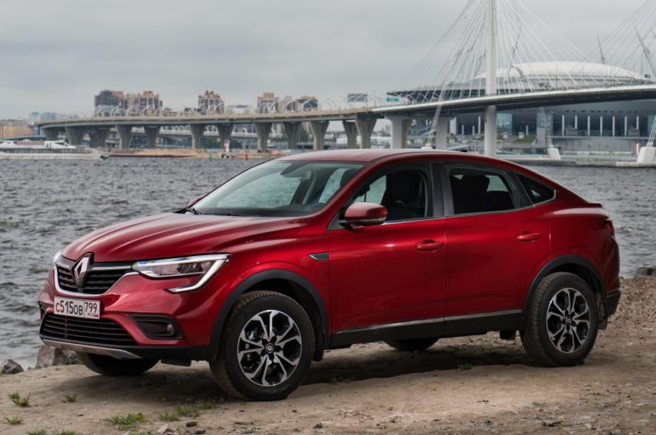 El Renault Arkana se ofrecerá en Europa: A partir de 2021
