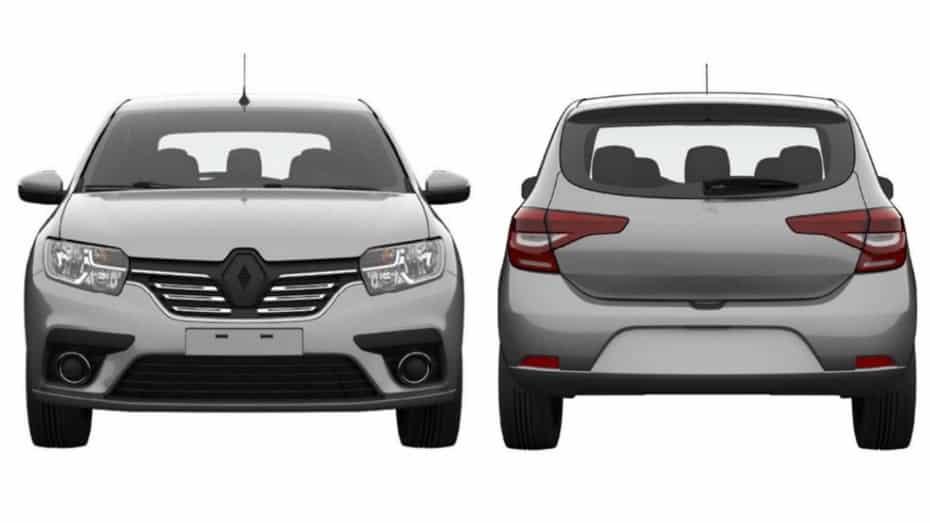 El Renault Sandero recibirá pronto un lavado de cara