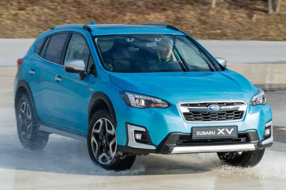 El Subaru XV estrena mecánica híbrida: Con etiqueta ECO