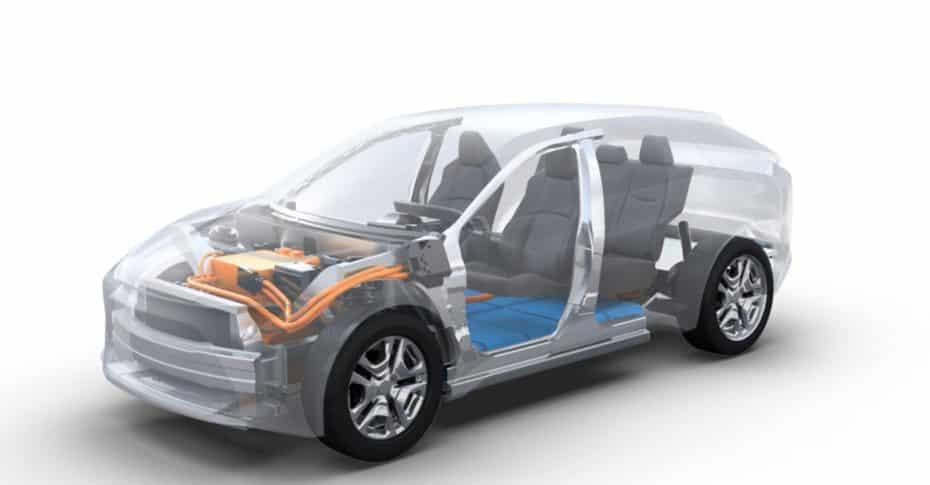 Toyota y Subaru planean nuevos modelos eléctricos: Una plataforma conjunta y universal