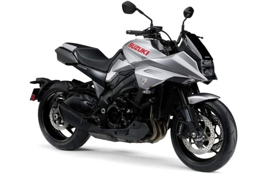 La nueva Suzuki Katana, ya a la venta