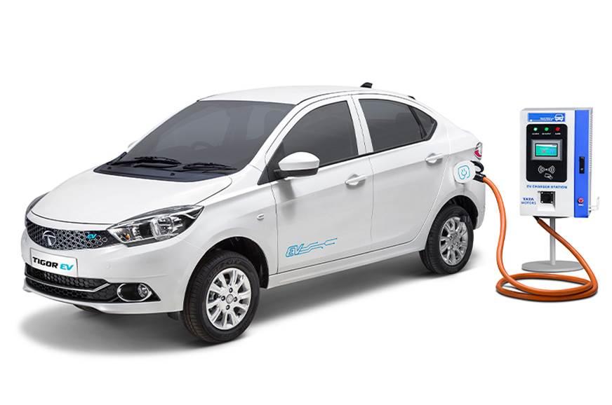 TATA Motors se pasa al eléctrico: Así es el Tigor EV