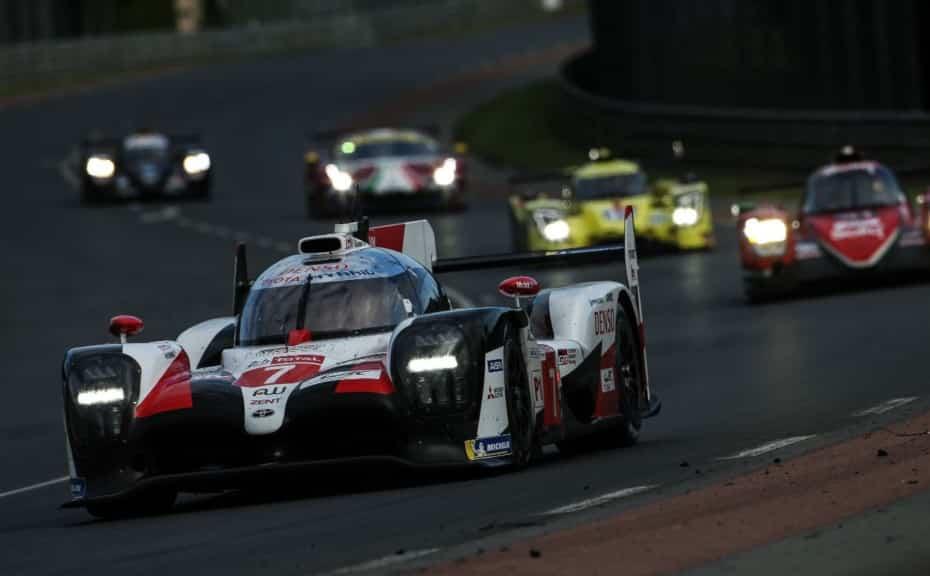 Toyota, la tecnología Hybrid y Fernando Alonso ganan en las 24h de Le Mans