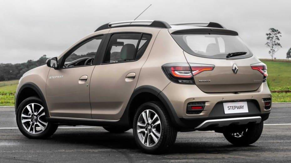Así luce el renovado Renault Sandero para América Latina