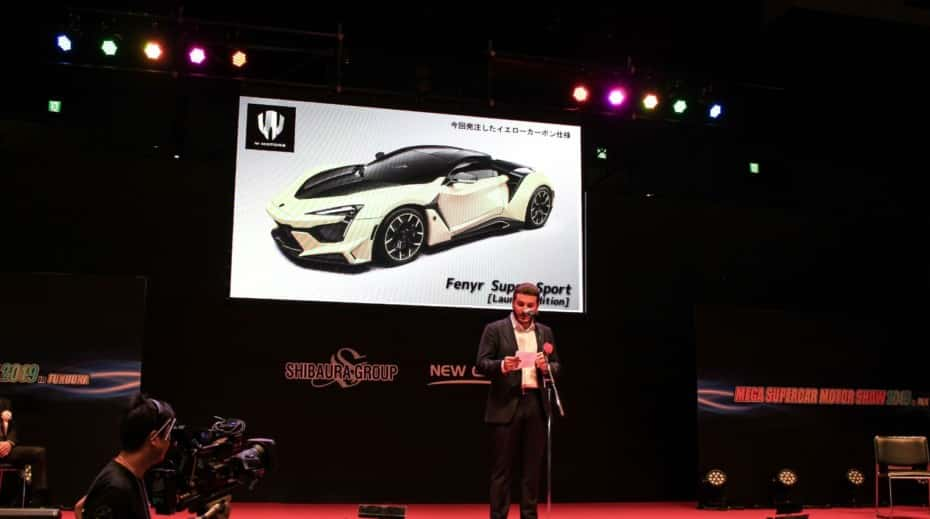 El Fenyr SuperSport Launch Edition se ha agotado: 5 unidades para un mismo propietario