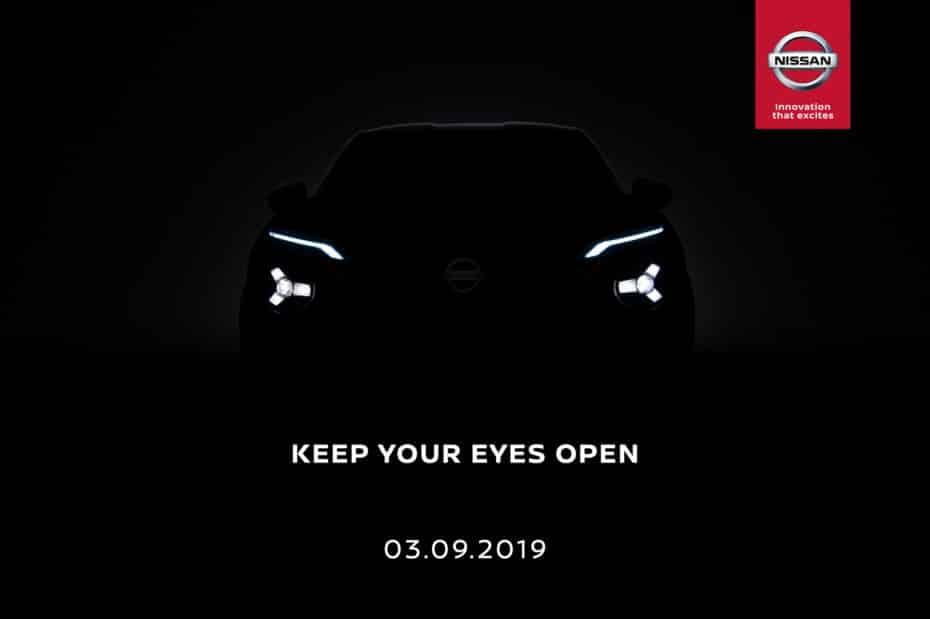 El nuevo Nissan Juke será presentado a finales del verano