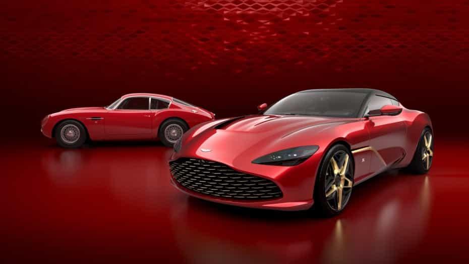 El Aston Martin DBS GT Zagato ya es una preciosa realidad con 725 CV
