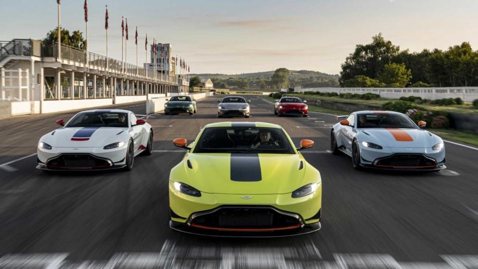 Aston Martin Vantage Heritage Racing Edition: Una edición especial con mucha, mucha historia