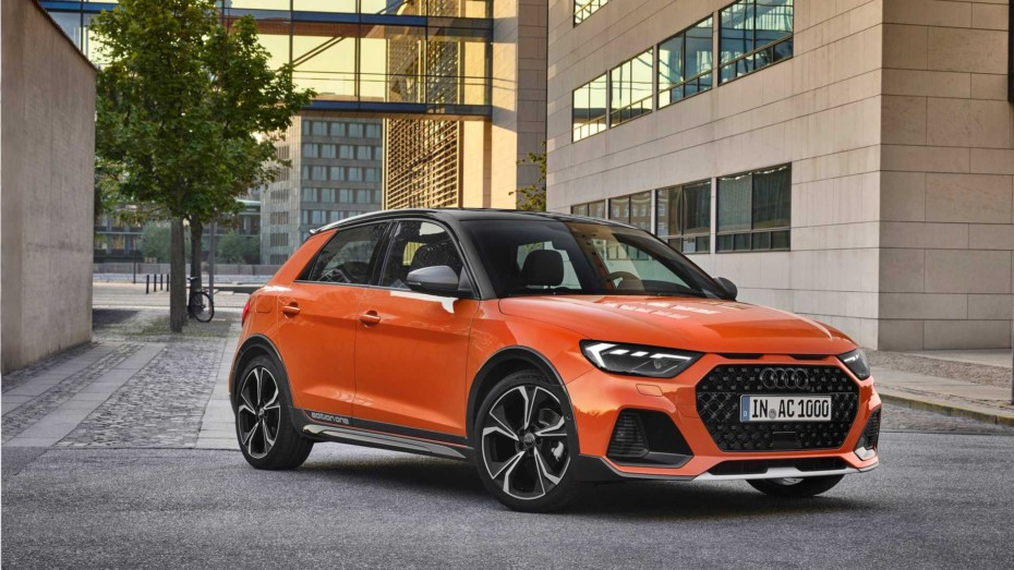 Ya a la venta el Audi A1 Citycarver