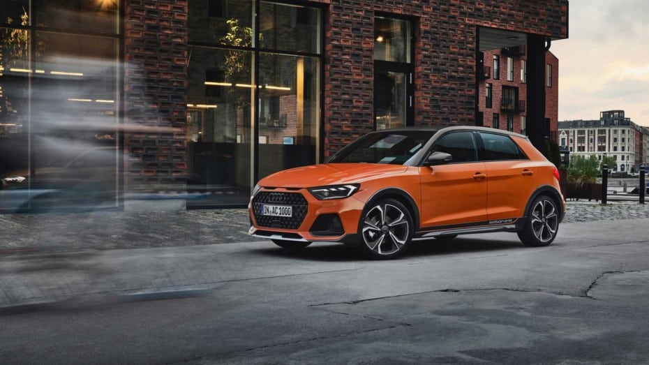 ¡Oficial! Audi A1 citycarver: El crossover urbano de acceso a la gama