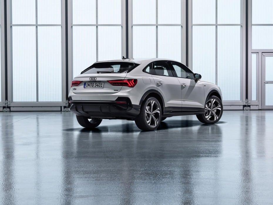 ¡Oficial!: Así es el Audi Q3 Sportback, que se preparen los X2 y GLA…