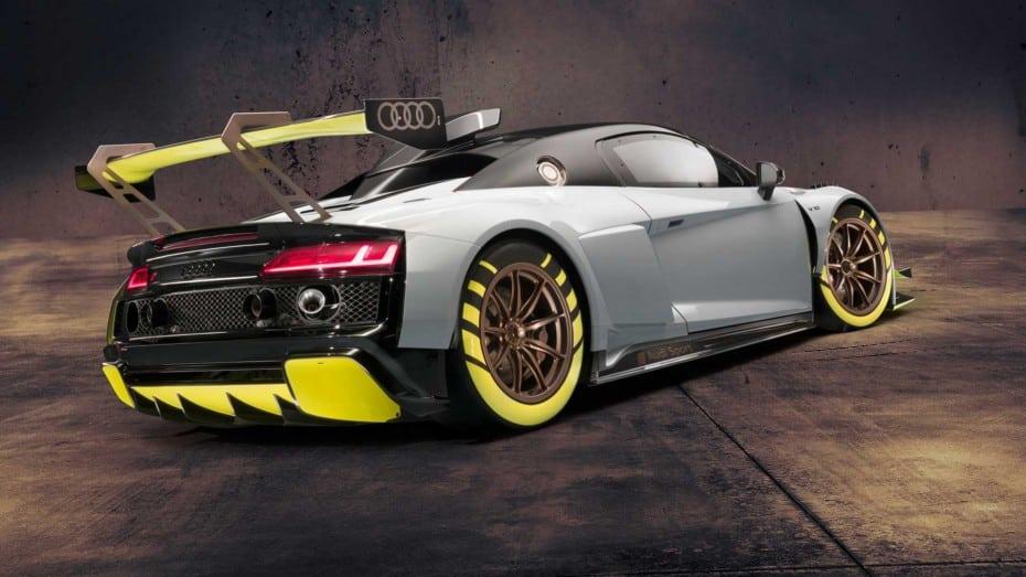 Audi R8 LMS GT2 2020: La última bestia alemana de competición alcanza los 630 CV