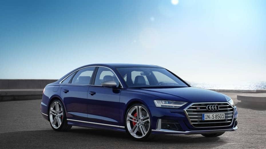 ¡Oficial! Audi S8 2019: El poderoso buque insignia con motor V8 4.0 TFSi de 571 CV