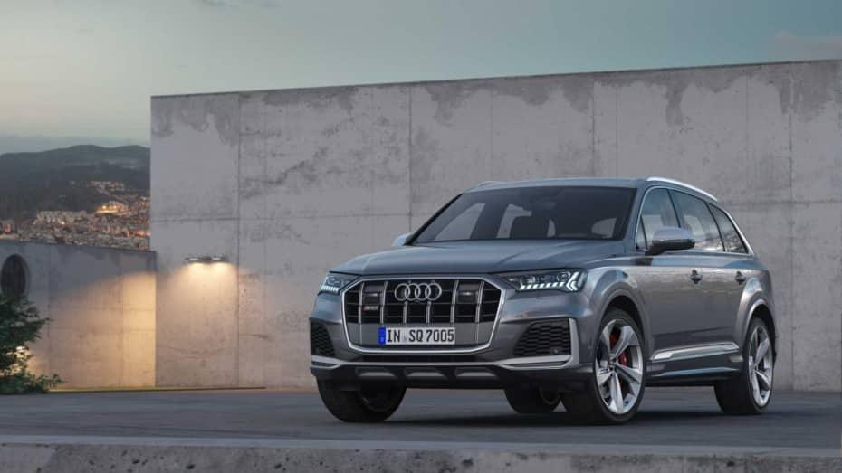 ¡Oficial! El Audi SQ7 2020 llega con un V8 TDI de 435 CV y pegatina ECO