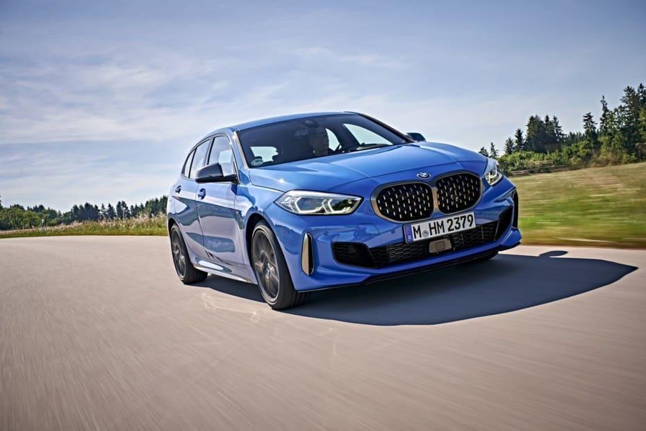 Nuevas imágenes del primer BMW Serie 1 con tracción delantera ¿Acierto o fracaso?