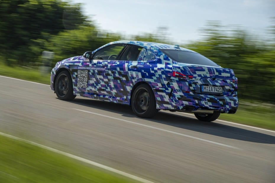 Primeros detalles oficiales del BMW Serie 2 Gran Coupé: ¿Jaque al exitoso CLA?