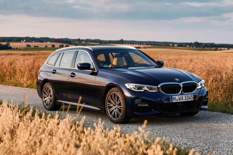 Nuevas imágenes del BMW Serie 3 Touring 2019: Uno de los familiares más atractivos y refinados