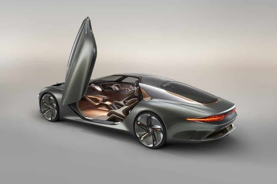 Bentley EXP 100 GT: Si este es el futuro, que llegue pronto