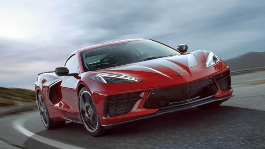 Ya conocemos los precios del Corvette Stingray 2020: Realmente barato y muy equipado