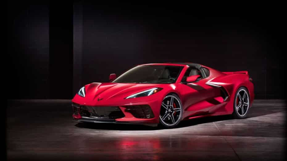 Chevrolet Corvette Stingray 2020: Menos de 60.000 euros y hasta 502 CV