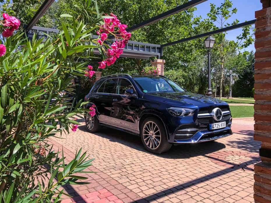Primera prueba Mercedes-Benz GLE 300 d 4MATIC 245 CV 2019: Quiere revolucionar el segmento