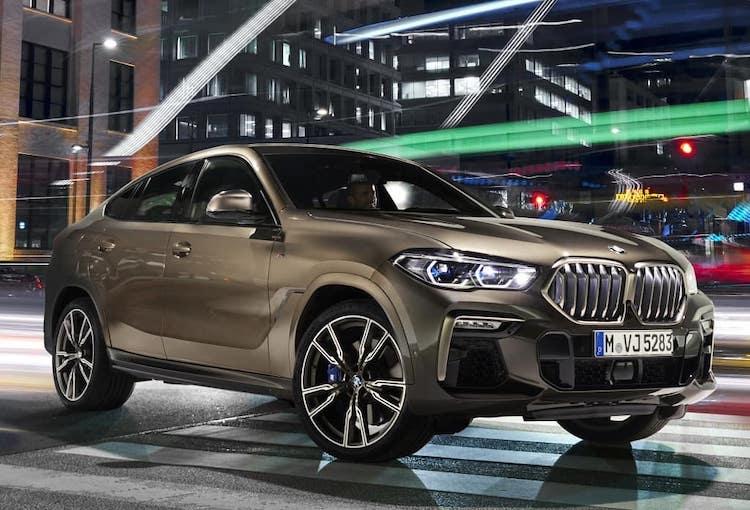¡Filtrado! Saluda al BMW X6 2020: Lo mejor del BMW X5 en formato coupé