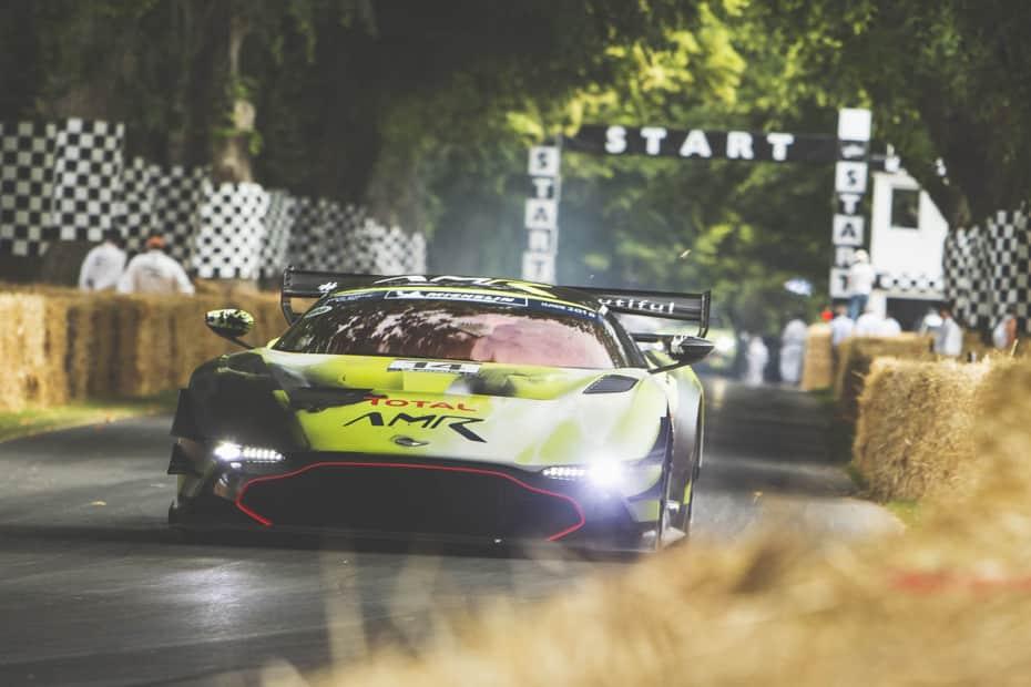 Los mejores vídeos del Festival de Velocidad de Goodwood 2019: Del Taycan al nuevo De Tomaso P72