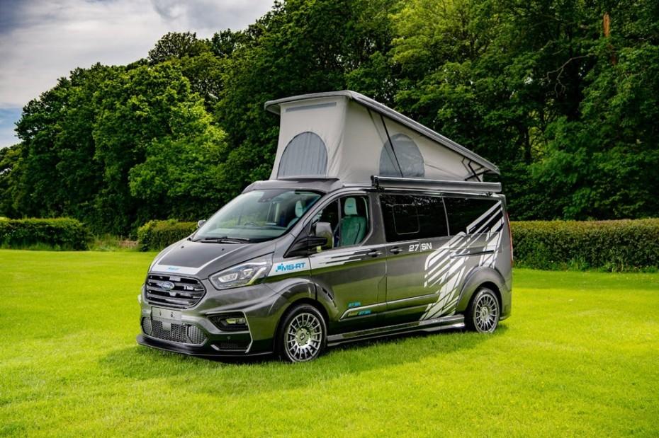 La furgoneta de M-Sport más radical y deportiva del mercado ahora también en formato camper