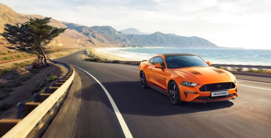 Ford revela el Mustang 55, una edición especial para celebrar el 55 aniversario del modelo
