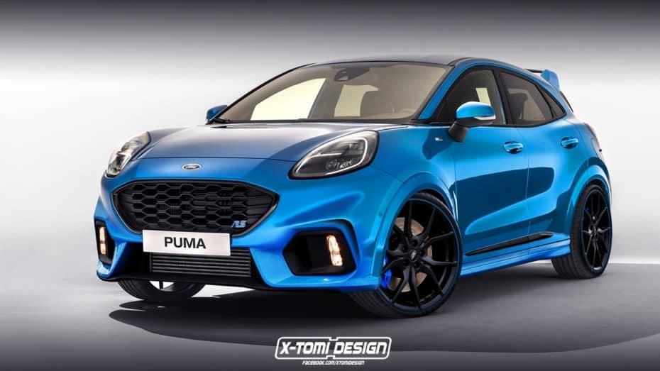 Si el Ford Puma 2019 no ha terminado de convencerte, quizás lo haga esta versión RS